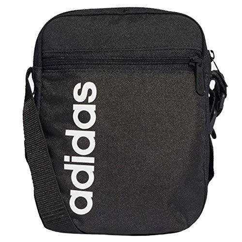 adidas Organizer LIN CORE ORG, black/white, One Size, DT4822