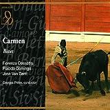 Bizet : Carmen. Cossotto, Domingo, Van Dam, Prêtre.