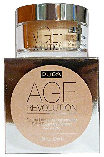 PUPA Age Revolution Crema Levigante Uniformante Primi Segni del Tempo 50ml - viso e collo