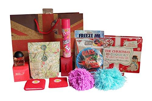 Wert Weihnachten sockenfüllmaterial Pakete: 3, 6, 12oder 24Stück + Geschenk Tüte