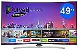 Smart TV Samsung UE49MU6225 49\' Ultra HD WiFi HDR Negro Curva