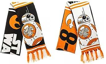 Écharpe Motif Star Wars 7 BB8 Jacquard nouvelle licence ks39kxstw jouets