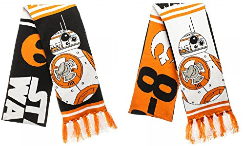 Star Wars VII: The Force Awakens BB-8 Jacquard Bufanda