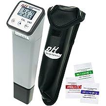 Medidor de pH digital impermeable (ATC), Probador de acuarios de calidad de agua