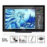 Moniteur de tablette graphique IPS Pen - GT-220 doté de la technologie Digitizer de Huion le plus avancé, avec une résolution HD et un large ratio d'aspect écran, le Huion GT-220 vous permet de profiter d'une meilleure expérience visuelle au cours de...