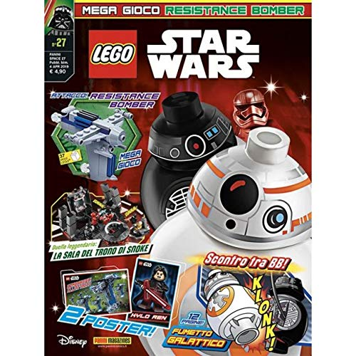 Fumetti Lego Star Wars Magazine N° 27 - Panini Space 27 - Panini Comics Italiano