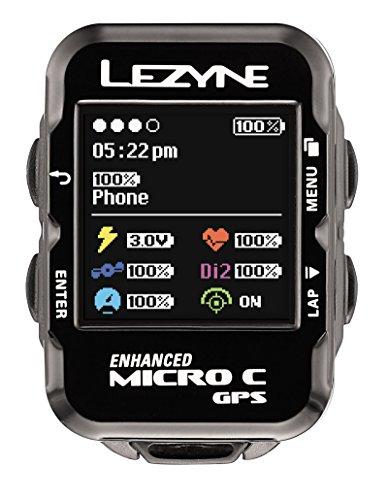 Lezyne 1-GPS-MICROC-V104 Micro Color GPS