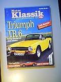 Motor-Klassik 9/1996,Triumph TR 6,De Tomaso Mangusta,DKW F 12 Roadster,Chrysler 72 & 65 von 1928,Talbot Lago Record Graber-Cabriolet,Borgward Isabella TS,VW 1600 LE,Ford A Phaeton