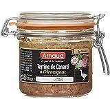 ARNAUD Terrine de Canard à l'Armagnac 280 g - Lot de 3
