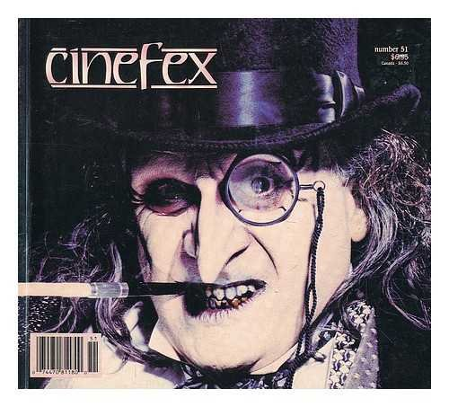 Cinefex: No. 51. August 1992