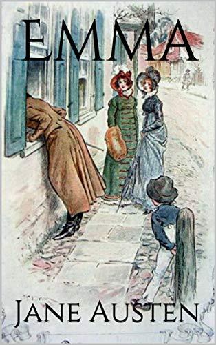 Emma by Jane Austen (Illustrated) (English Edition) por Jane  Austen