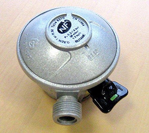 Détendeur Quick-On Butane ø 20 mm + tétine (pour MALICE, TWINY, ELFI, CALYPS