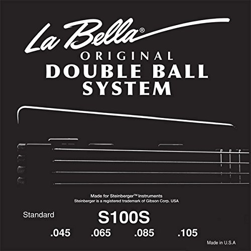 LA BELLA ACERO INOXIDABLE DESINTERES BAJO ELECTRICO ESTANDAR WND DOUBLE BALL