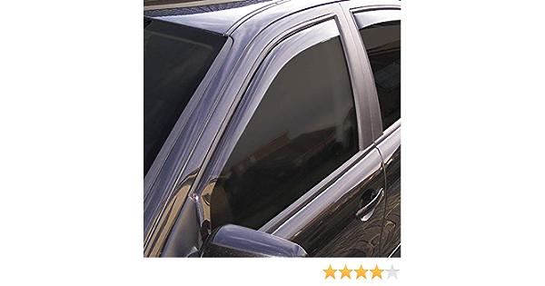 Climair 3940 Dark Windabweiser Schwarz Passend Für Renault Kadjar 2015 Auto
