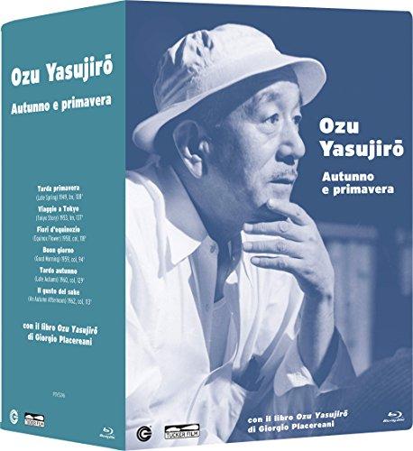 Collezione Yasujiro Ozu Bluray con Libro (6 Blu-Ray)