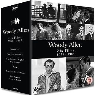 Woody Allen: Six Films - 1979-1985 [Blu-ray]