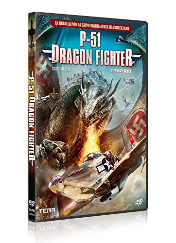 P-51 Dragon Fighter [DVD]