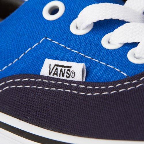 Vans - Kress, Sneaker Unisex – Bambini blu (Dress Blue/Vctra Blue)