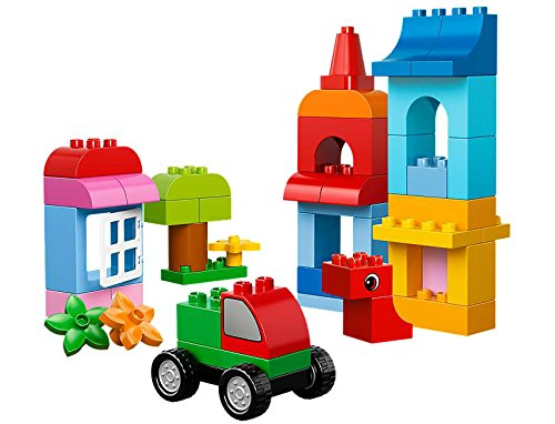 Lego Duplo – 10575 – Le Cube de Construction Créative – 75...