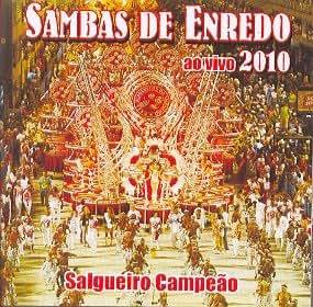 V/A-SAMBAS DE ENREDO 2010