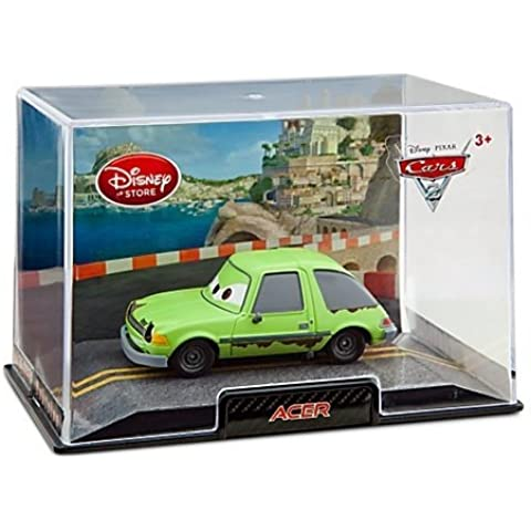 Disney Cars 2 Acer Esa 1/48 scale model (Disney Store Limited Edition) (japan import) by Disney