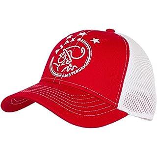 Ajax Amsterdam Logo Snpaback Cap (one Size, rot/weiß)