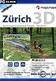 Schweiz 3D Zürich Version 2.0