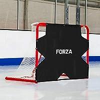 FORZA Lona de Entrenamiento 1,8m x 1,2m para Porterías de Hockey sobre Hielo