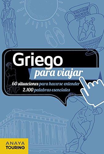Griego para viajar por Margarita Barros