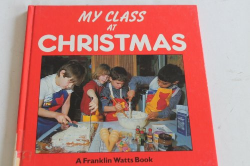 My class at Christmas