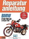 BMW R80 / R100 GS ab Baujahr 1988: Luftgekühlter Zweizyl, Viertakt Boxermotor