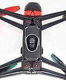 Anbee-Accessoires-Ensemble-darbre-en-mtal-et-de-roue-fixe-pour-Parrot-Bebop-2-Drone