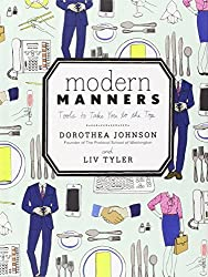 Modern Manners: Tools to Take You to the Top by Dorothea Johnson (2013-10-29)