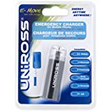 Uniross Emergency Mobile Phone Charger - Black