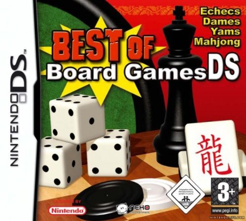 Best Of Board Games DS (Nintendo DS) [Nintendo