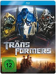 Transformers (Limitierte Steelbook Edition) [Blu-ray]
