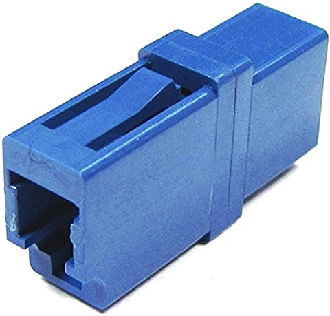 Cablematic - Fiber Optic Coupler LC to LC singlemode