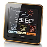 Best Home Weather Stations - Oregon Scientific RAR502 Multi-Zone Weather Station with Colour Review