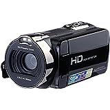 """Webat WB312 Digital Video Camcorder mit 2,7 """"LCD Bildschirm 24MP 16x Digital Zoom Kompakte Videokamera"""