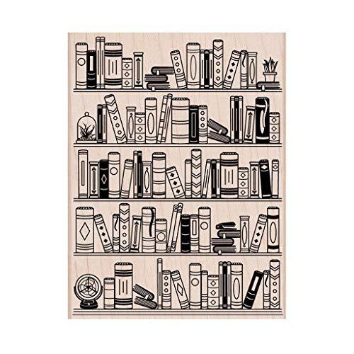 Stempel Holz 'Hero Arts' Bibliothek -