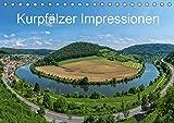 Kurpfälzer Impressionen (Tischkalender 2019 DIN A5 quer): Ansichten der Kurpfalz rund um das Jahr (Monatskalender, 14 Seiten ) (CALVENDO Orte) - Thomas Seethaler