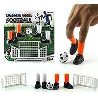 Vovotrade Ideal Party Finger Fußball Spiel Spielzeug Lustige Finger Spielzeug Spiel Sets Mit Zwei Zielen