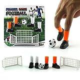 Vovotrade Ideal Party Finger Fußball Spiel Spielzeug Lustige Finger Spielzeug Spiel Sets Mit Zwei Zielen (Mehrfarbig)