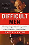 Difficult Men: Behind the Scenes of a Creative Revolution: From the Sopranos and the Wire to Mad Men and Breaking Bad