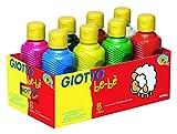 GIOTTO be-bè 5320 00 - Super Paint, Tempera, farbig sortiert