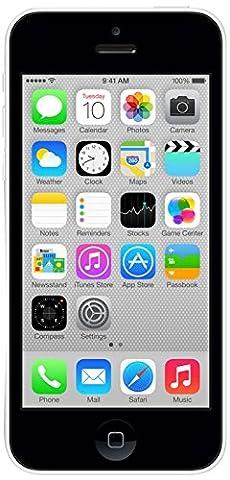 Apple iPhone 5c Smartphone débloqué 4G (Ecran : 4 pouces