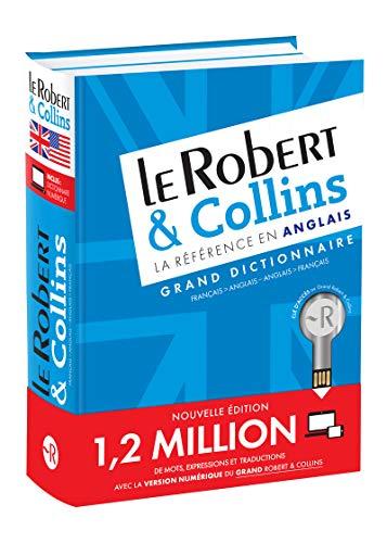 Dictionnaire Le Robert & Collins Anglais Senior - Version Premium avec accès 18 mois au Grand Robert & Collins numérique par Collectif