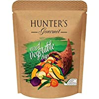 Hunter's Gourmet Mixed Vegetable Chips - 75gm