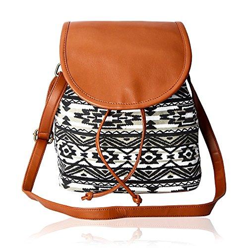 Kleio Women's Sling Bag (Multicolor,Bnb316Ly-Bwb) Image 2
