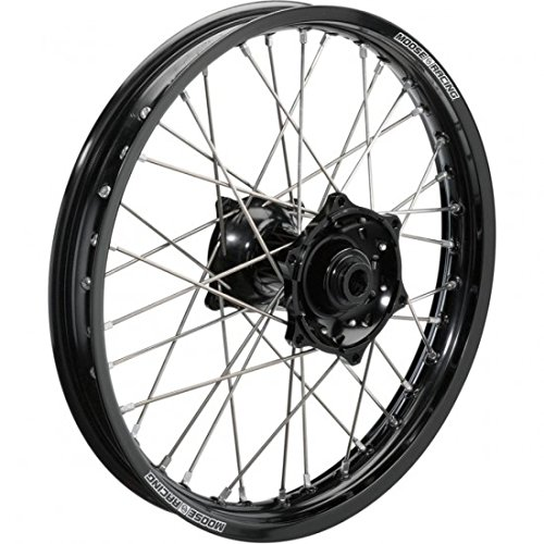 Spoked wheel 2.15 x 19 xcr rear black - Moose racing 02040436
